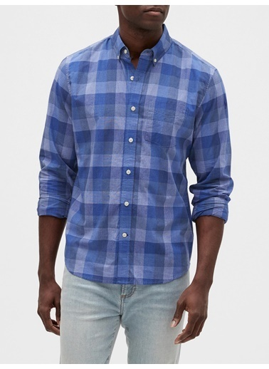 Gap Gömlek İndigo